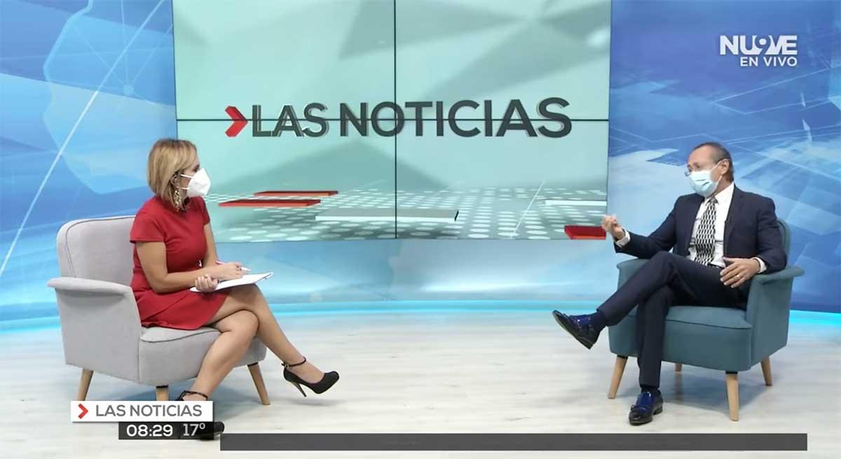 Entrevista Rolando Samper