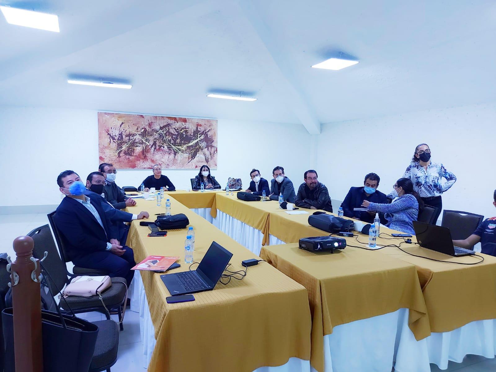 Reunion de Cirujanos Pasticos en Morelos