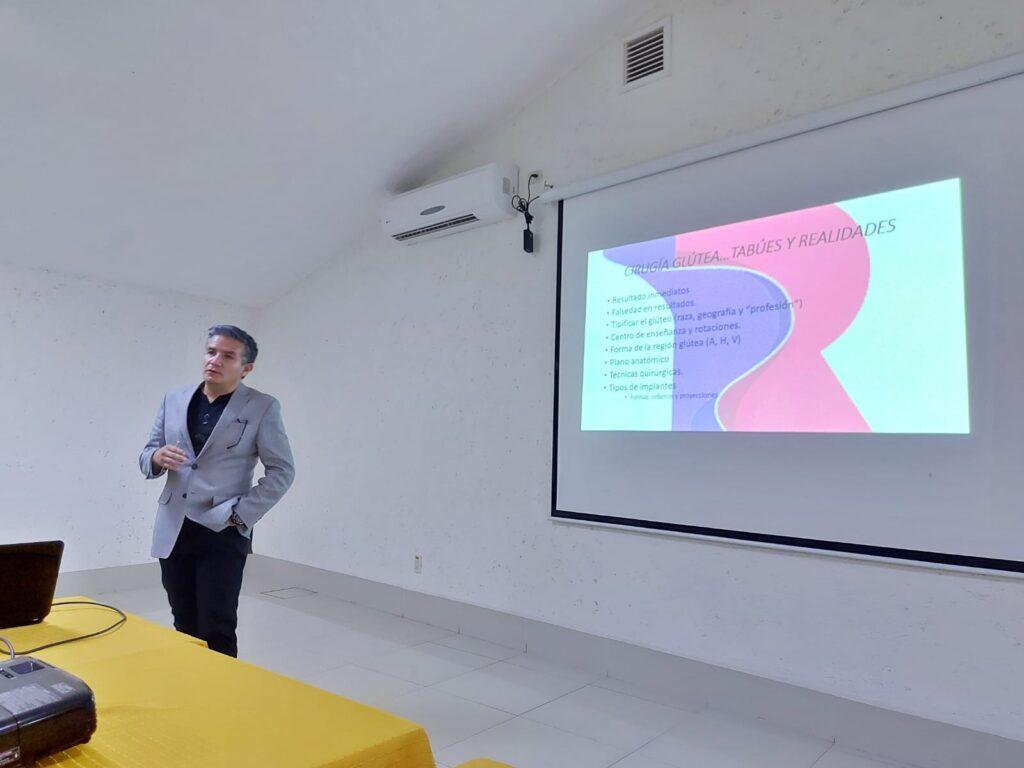 Dr. Luis Omar Araujo