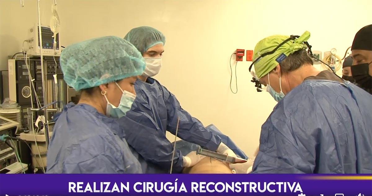 Inicia reconstruccion Mamaria Morelos